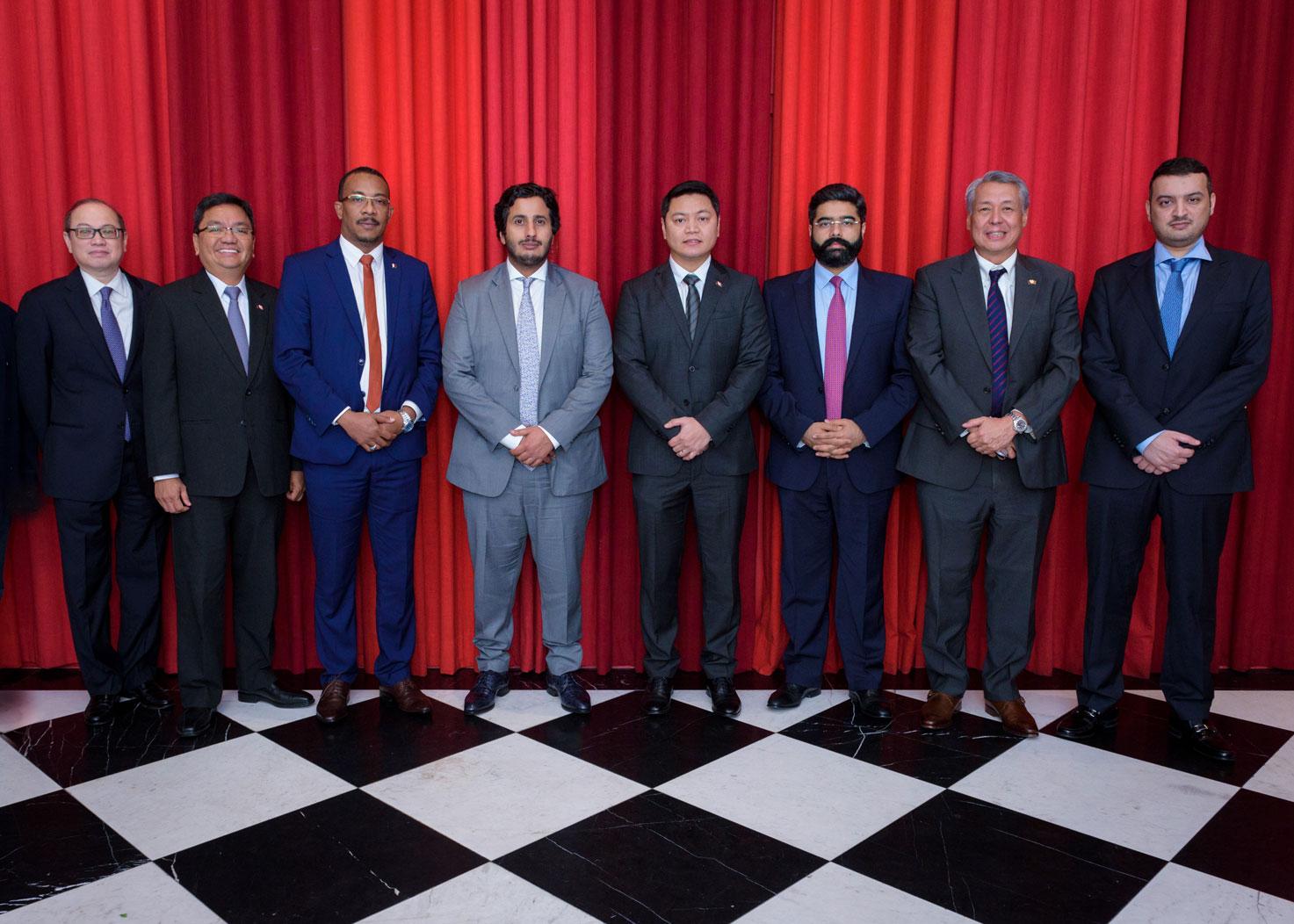 faisal abbas qatar investment authority qia